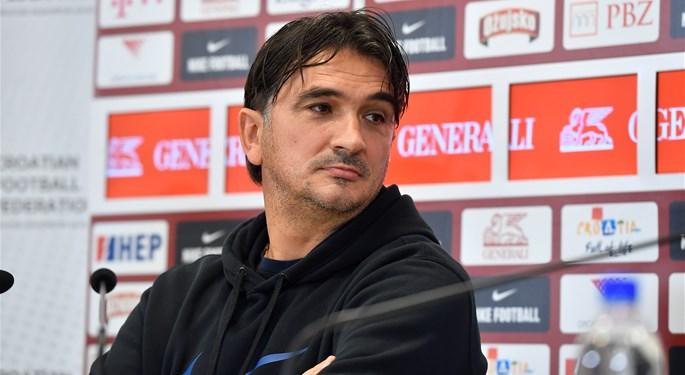 """Dalić: """"Croatia is ready"""", Modrić: """"Stay focused"""""""