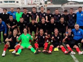 Prijateljska pobjeda Hrvatske U-20 u Albaniji