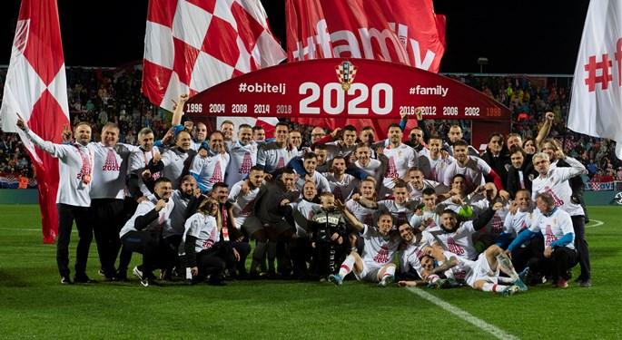 Hrvatska na sjajan način izborila EURO 2020.!