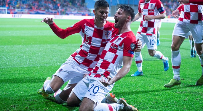 Kraj uspješne godine: Hrvatska u Puli dočekuje Gruziju