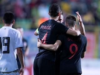 Georgia challenge in Pula, another Croatia comeback