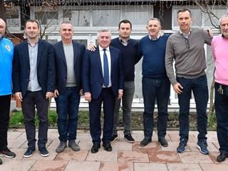 Održana sjednica Međužupanijskog nogometnog odbora Središte