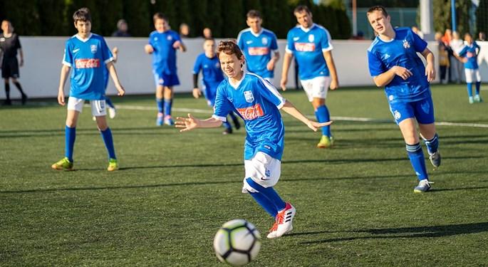 UEFA nagradila HNS-ov projekt za djecu s posebnim potrebama