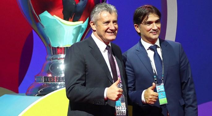 HNS i Dalić dogovorili nastavak suradnje