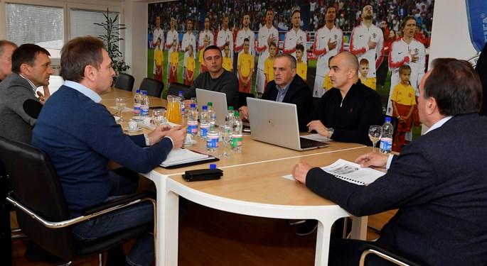 Delegacija HNS-a primila predstavnike FSS-a radi pomoći pri uvođenju VAR-a
