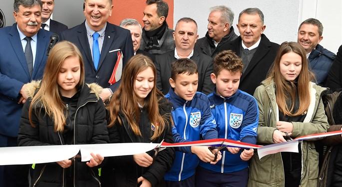 Svečano otvorena osječka Kuća nogometa