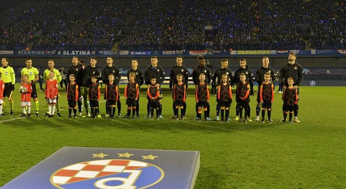 City slavio u Zagrebu, Dinamo završio europski put