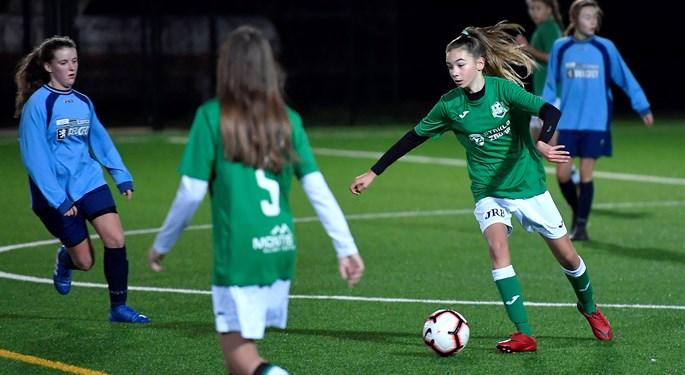 Video: Odigran jesenski selektivni turnir HNS-a za djevojčice