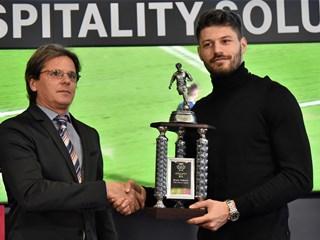 Bruno Petković najbolji nogometaš HT Prve lige