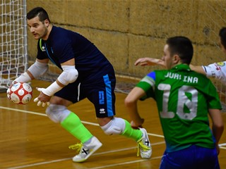 Futsalski spektakl na Gripama