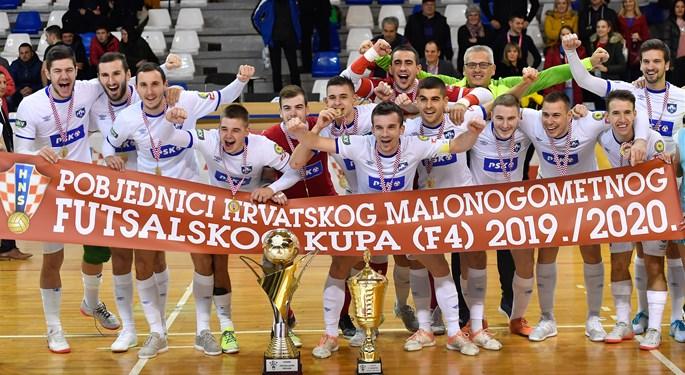 Video: Uspinjača Gimka pobijedila i Olmissum, obranila trofej Kupa