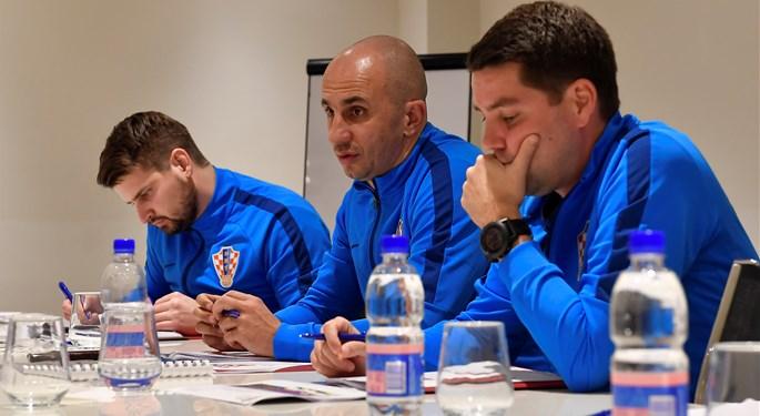 U Medulinu održani sastanci instruktora Nogometnih središta HNS-a