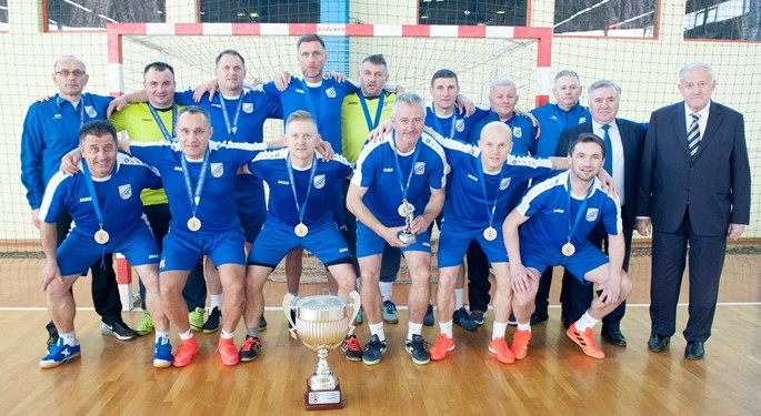 Rekordan broj momčadi na 18. Dvoranskom prvenstvu veterana HNS-a
