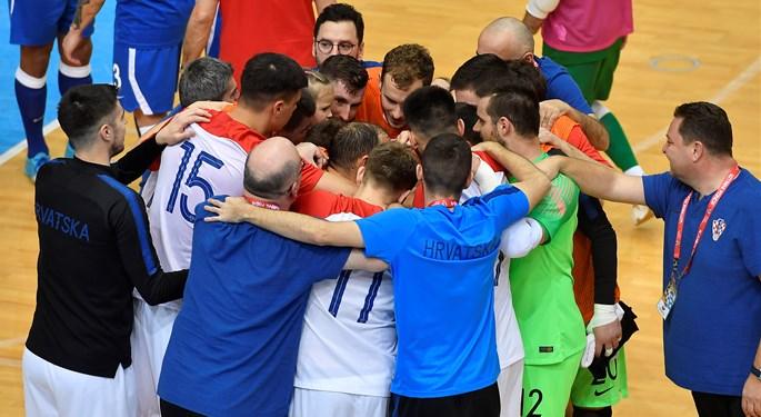 Hrvatska protiv Češke u doigravanju za SP u futsalu