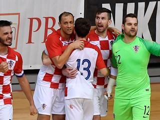Pripremni ogledi Hrvatske i Srbije uoči doigravanja za SP