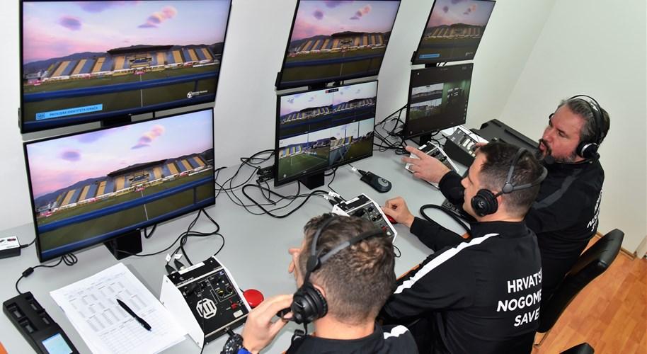 Prvi vikend s VAR tehnologijom u hrvatskom nogometu