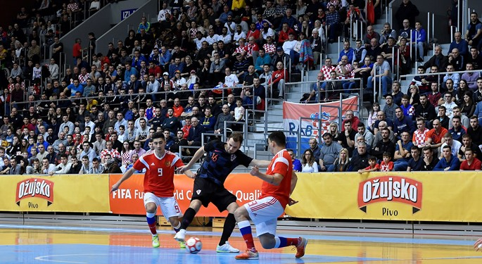 Video: Rusija na Svjetsko prvenstvo, Hrvatska u doigravanje