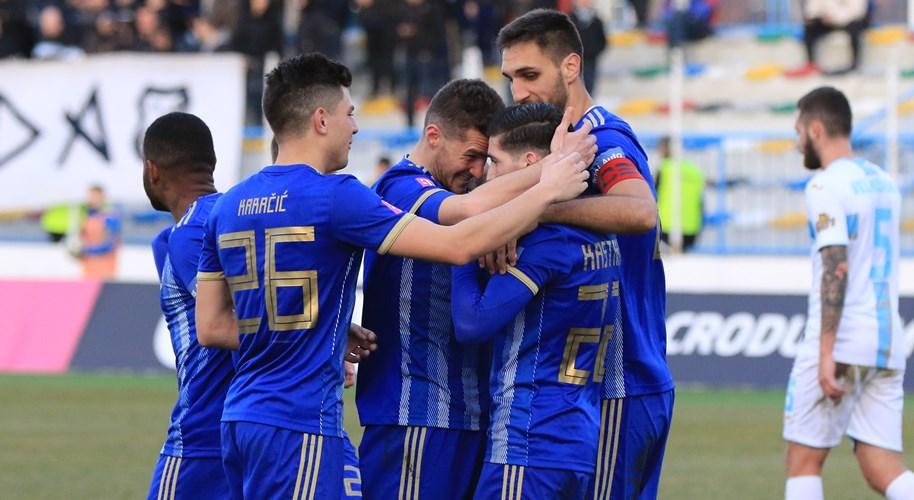 Video: Kastrati junak Lokomotive protiv Rijeke, Dinamo uspješan u Koprivnici