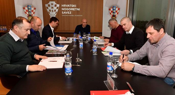 U Zagrebu održan sastanak instruktora središta HNS-a