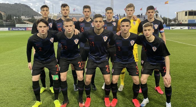 Gruzija svladala Hrvatsku U-17 u drugom kolu španjolskog turnira