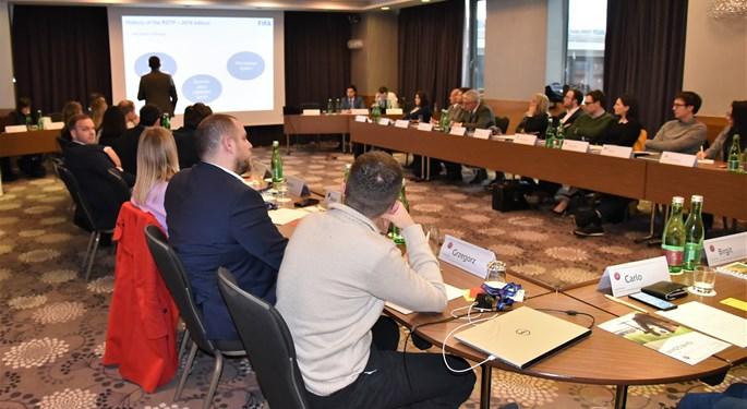 U Zagrebu započeo drugi seminar u Uefinom programu o nogometnom pravu
