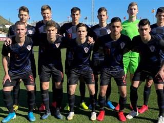 Hrvatska U-17 u La Mangi poražena od pobjednika turnira