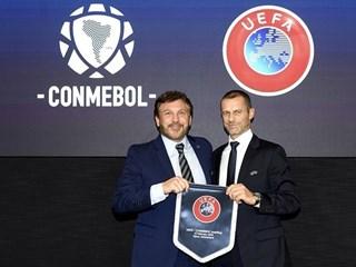 Potpisan Memorandum o razumijevanju Uefe i CONMEBOL-a