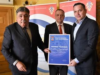 Delegacija HNS-a na redovnoj Skupštini NS Osječko-baranjske županije