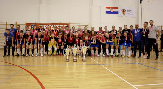 Futsal First Division (W)