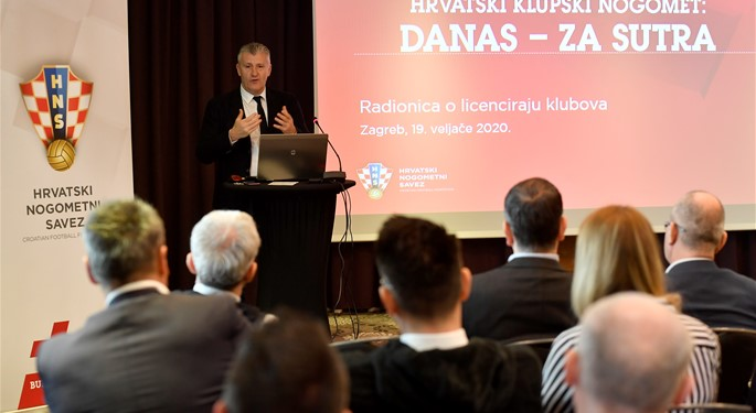 Održana radionica o licenciranju klubova