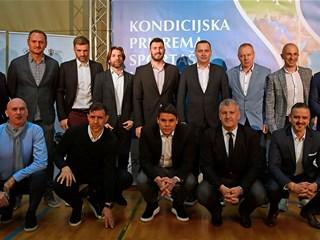 Dužnosnici HNS-a i izbornici na seminaru Kondicijska priprema sportaša