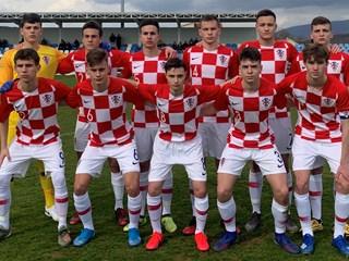 Hrvatska U-16 otvorila turnir pobjedom nad Saudijskom Arabijom