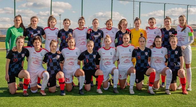 ŽNK Split nadjačao Hrvatsku U-17