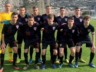 Rusija preokrenula vodstvo Hrvatske U-16 u Omišu