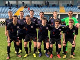 Video: Hrvatska U-16 završila turnir porazom od Austrije