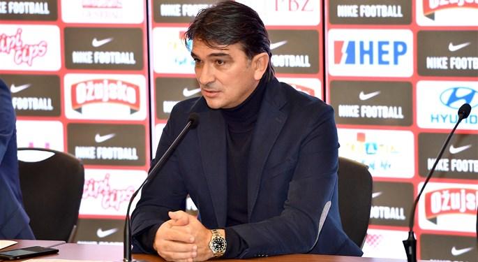Zlatko Dalić presents Croatia squad for September challenges