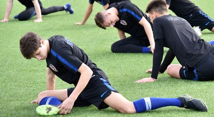 HNS putem videa omogućuje kućne treninge mladim nogometašima