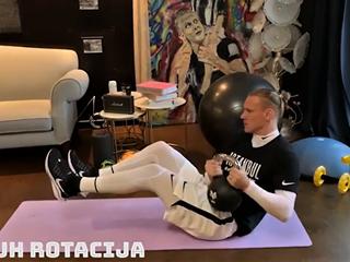 Video: Vježbe snage