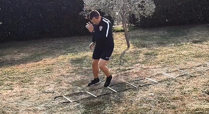 Video: Funkcionalni trening Agilnosti na podnim ljestvama