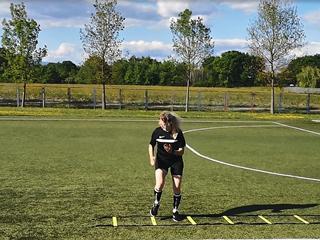 Video: Funkcionalni trening agilnosti na podnim ljestvama 3