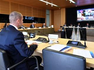 Odluke IO Uefe o kvalifikacijama za SP 2022. te modifikaciji FFP-a