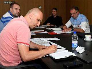 Sastanak radne skupine direktora nogometnih škola