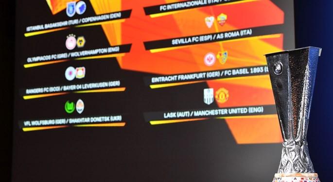 Poznati i parovi završnog turnira Europske lige