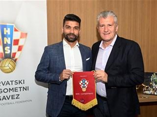 """Eduardo: """"Čast mi je biti ambasador Hrvatske na Euru 2020"""""""