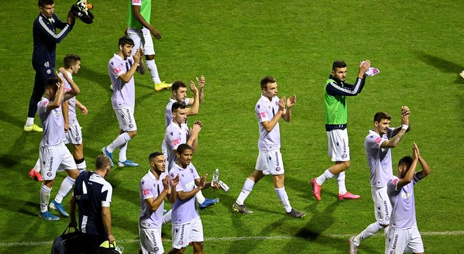 Video: Hajduk u sadržajnom derbiju nadjačao Dinamo, Lokomotivi bod kod Slavena