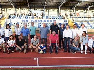 Otvoren obnovljeni stadion u Karlovcu
