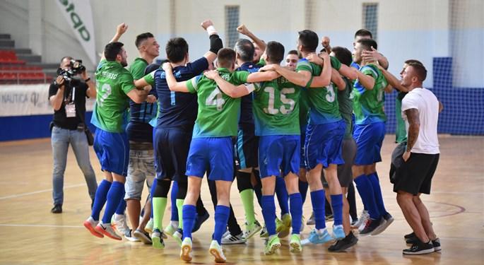 Video: Olmissum osvojio i trofej Superkupa