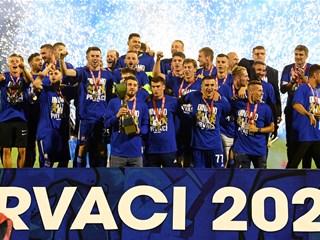 "Video: Dinamo proslavio naslov pobjedom nad Varaždinom, ""nula"" Gorice i Slavena"