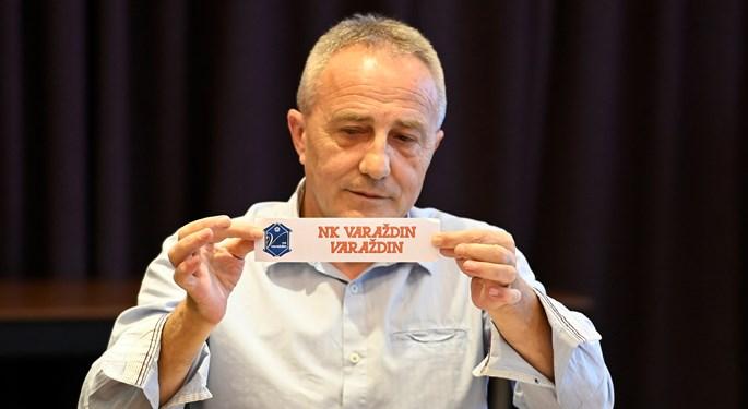 Video: Održan ždrijeb natjecateljskih brojeva, Dinamo protiv Lokomotive u prvom kolu