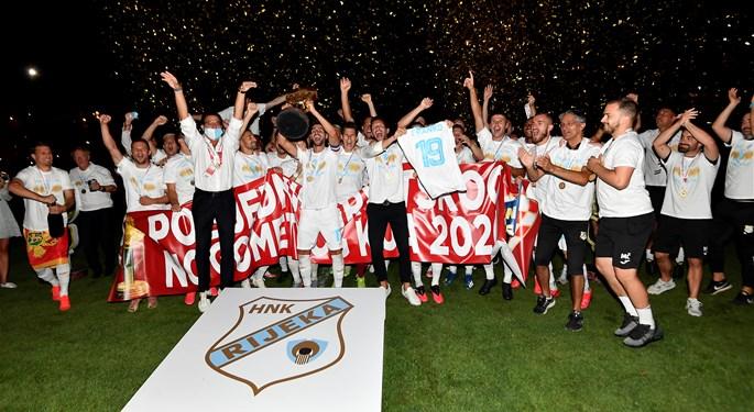 Video: Rijeka pobijedila Lokomotivu, obranila naslov pobjednika Kupa